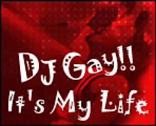 ゲイエロ動画|DJ Gay!!It's My Life|おちんちんもろ見え