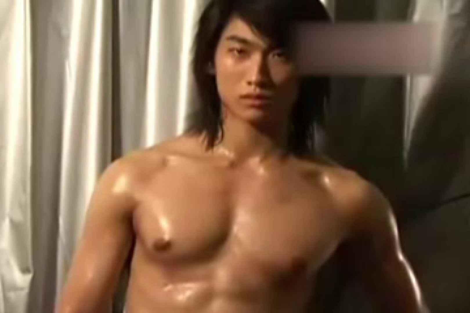 流出!!メンズスーパーモデル達のヌードinChina vol5 ゲイのモデル 尻マンコ画像 12枚 7