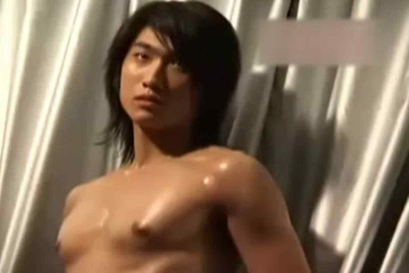 流出!!メンズスーパーモデル達のヌードinChina vol5 ゲイのモデル 尻マンコ画像 12枚 11