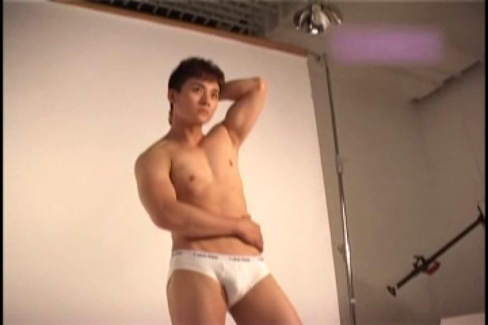 中出有名ゲイ雑誌★魅力●生★付録DVD収録スーパーモデルヌードvol7 ゲイのモデル  12枚 4