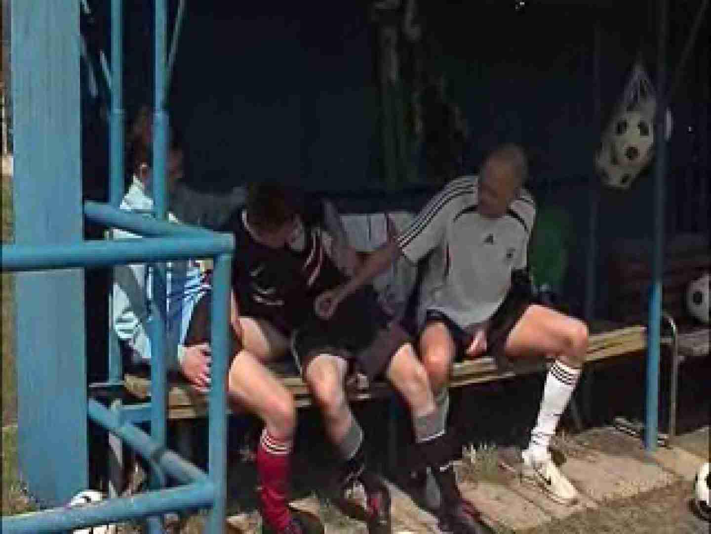 【洋物】フットボール選手達の真ん中の足は暴れん棒!! ゲイ達のフェラ Guyエロ画像 8枚 4