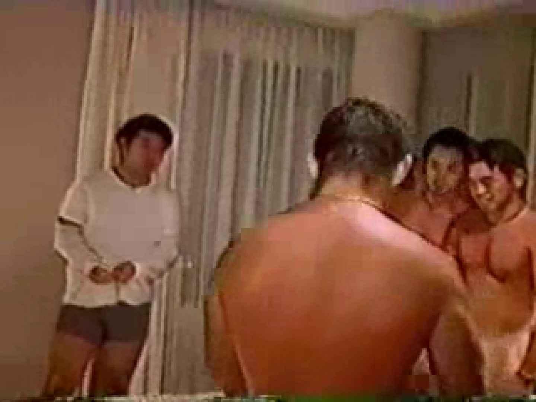 パワフルガイ伝説!肉体派な男達VOL.6(集団オナニー編) 男のゲイ天国 | 裸特集  11枚 1