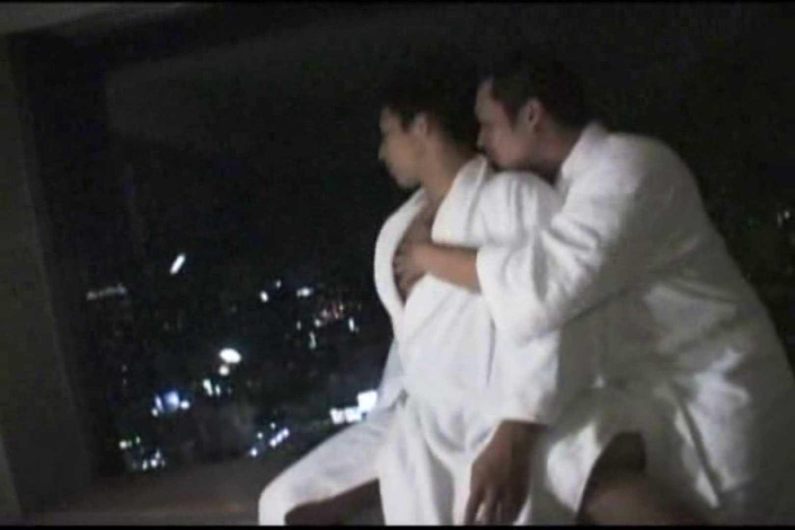 ホテルで密会!!夜景をバックに濃密ファック!! 裸特集 | バック  10枚 1