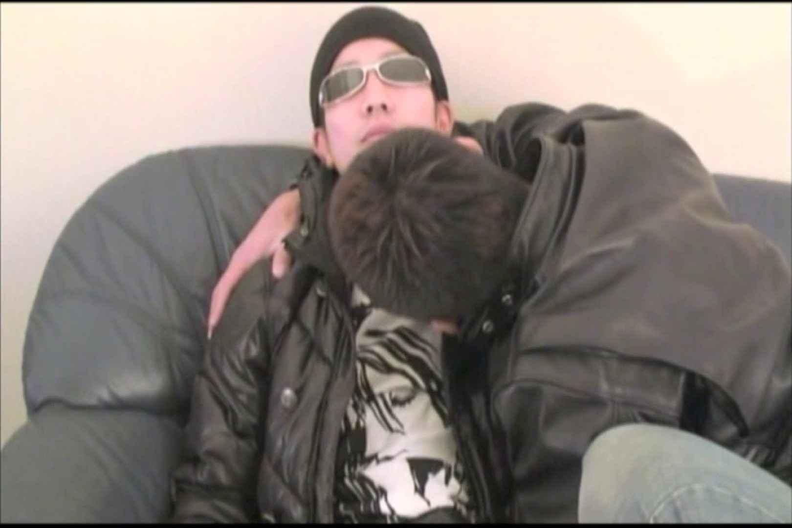 ワイルドボーイ二人組、仲が良すぎて・・・。 男のゲイ天国 ゲイアダルトビデオ画像 7枚 2