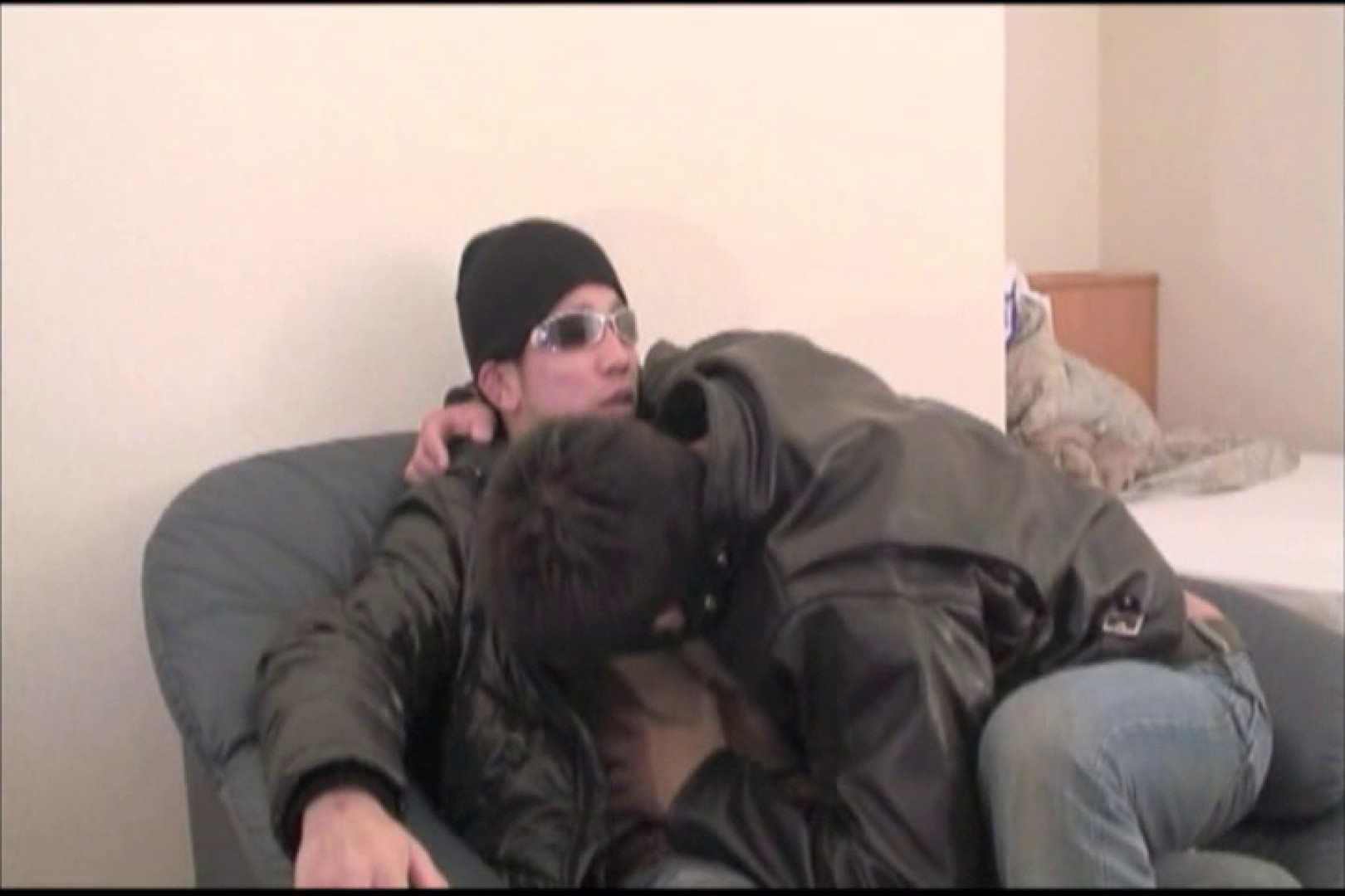 ワイルドボーイ二人組、仲が良すぎて・・・。 アナル攻め ゲイエロ動画 7枚 3