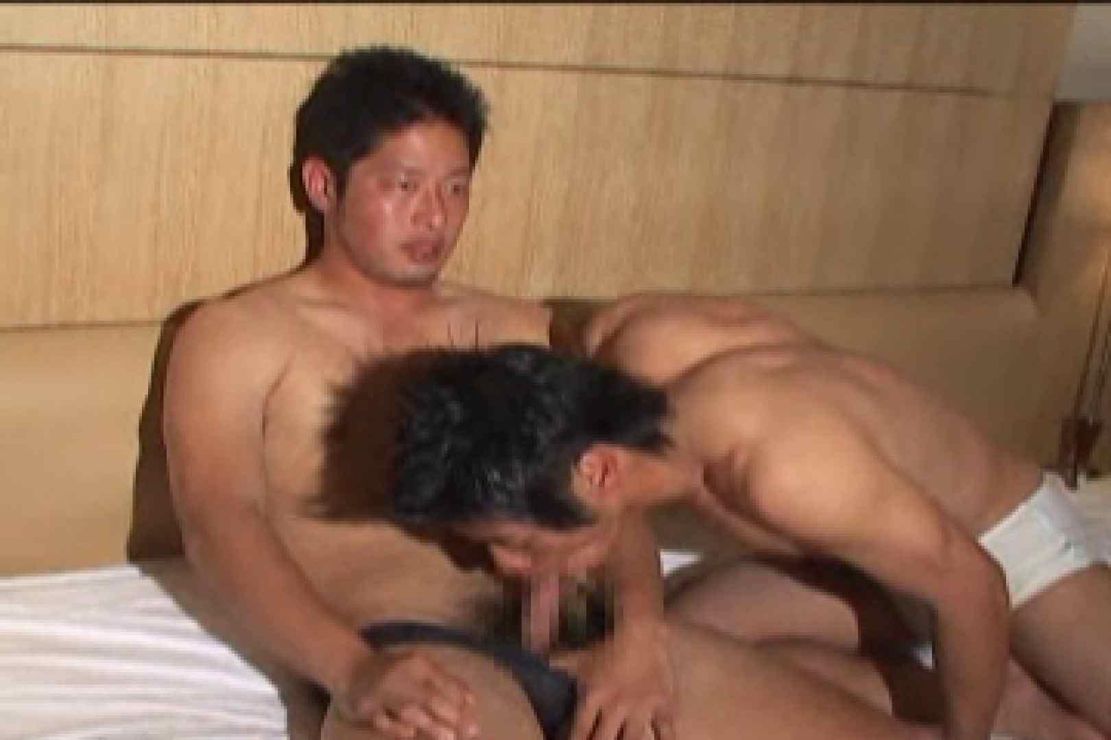 スポMENファック!!反り勃つ男根!!vol.9 ゲイ達のフェラ ゲイAV画像 6枚 3