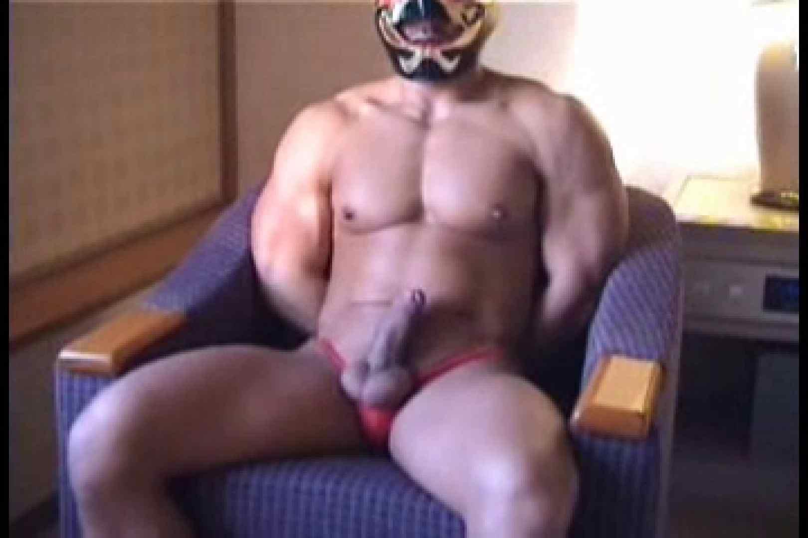 性器の味方ムキムキ覆面マッチョマン 肉  7枚 6