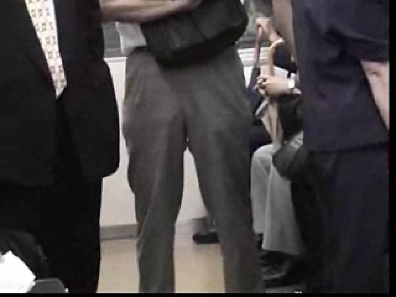 ゲイエロ動画|電車に揺られるサラリーマンさんに注目!|ノンケ