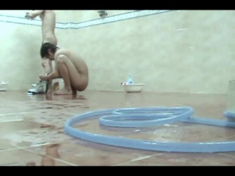 ゲイエロ動画|隣国ノンケさんの脱衣所&浴場覗き完全版!Vol.5|完全無修正