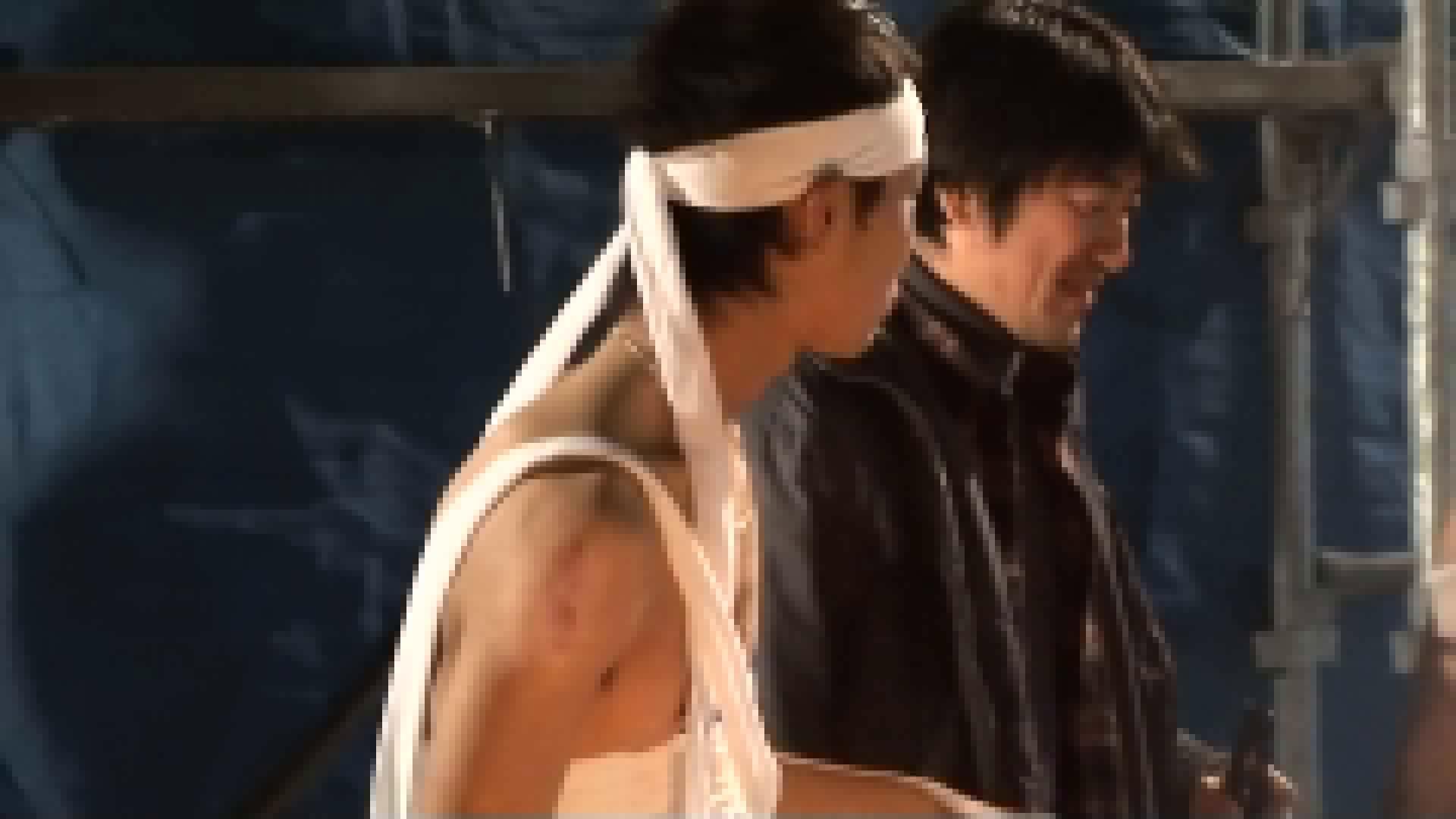 ゲイエロ動画|日本の祭り第11弾!美●野●神社裸祭りハイビジョン編VOL.03|ふんどし