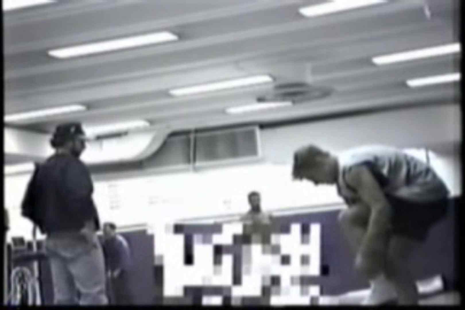 ゲイエロ動画|洋人さんの脱衣所を覗いてみました。VOL.7|私服